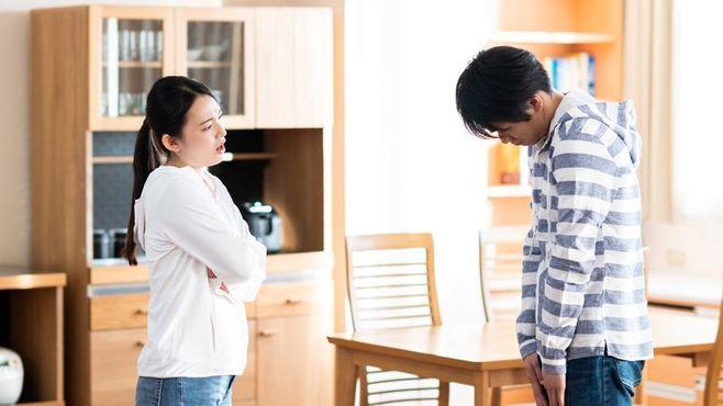 「恐妻家」が「愛妻家」に変身するための方法
