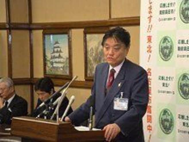 河村たかし・名古屋市長が記者会見 南京事件の全面否定は「誤解」と釈明