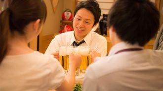 飲み会で株を下げる人の残念な「立ち位置」