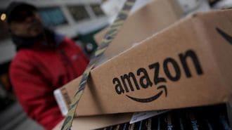米アマゾン、一般人への宅配委託強化のワケ