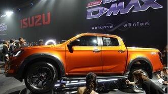 トラックのいすゞ、意外な「ドル箱事業」の実力