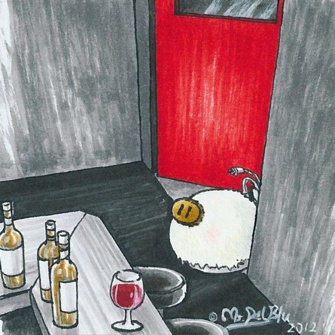 バーへは、ひとりで行こう―実践編