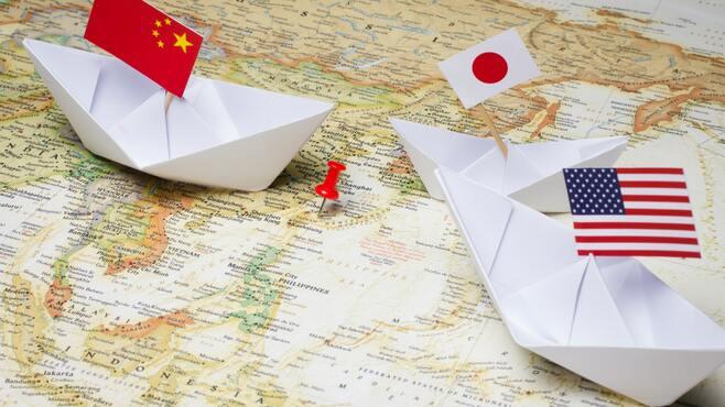 日本がアメリカ・中国との間で求められる姿勢