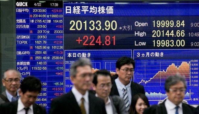 日経平均、調整終了で再び2万円台に回復?