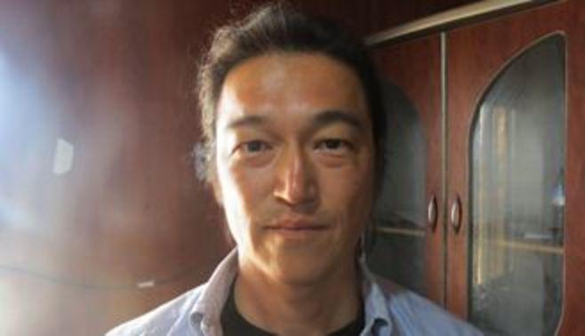 """英誌論客が語る後藤健二さんの""""記者魂"""""""