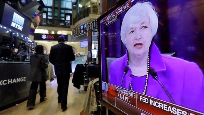 米利上げ後の株価上昇は限定的なものになる