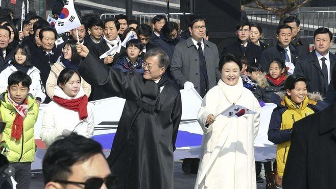 三・一運動100周年で吹き荒れる日韓「春の嵐」