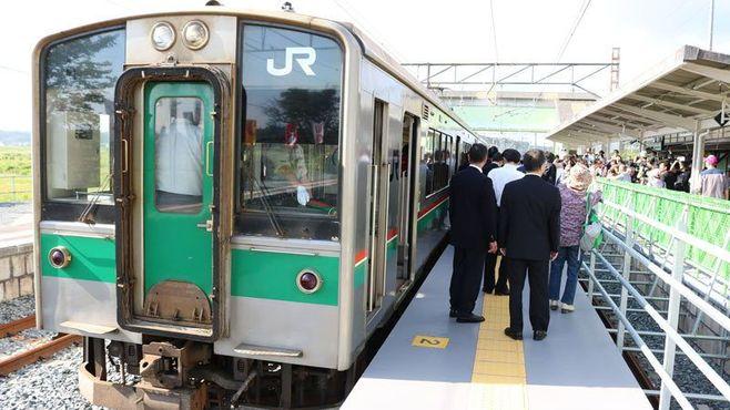 JR常磐線、5年4カ月ぶりの復旧で見えた現実