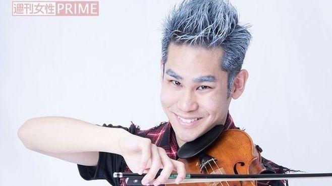 脳性まひの21歳ヴァイオリニストの壮絶人生