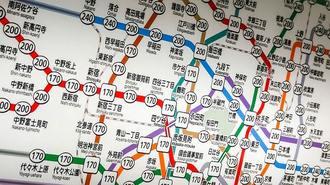 銀座線はなぜオレンジ?地下鉄「路線色」の謎