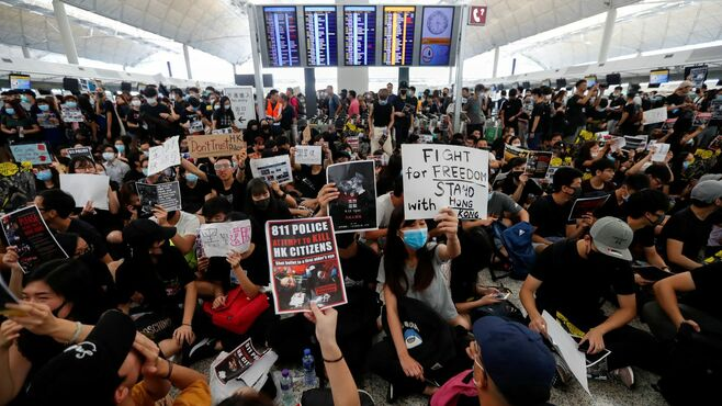 香港騒乱「中国人民解放軍」の介入はあるか