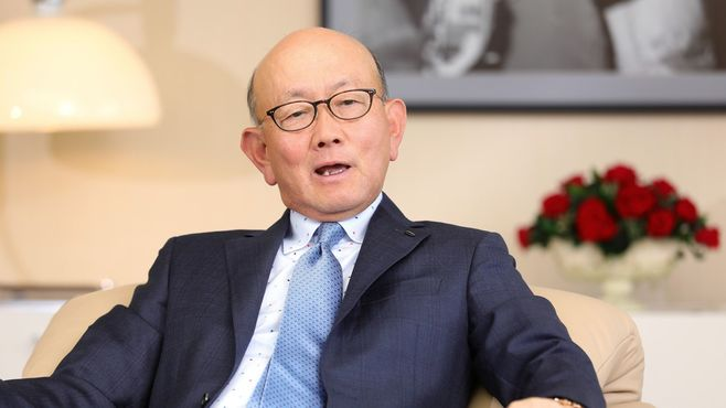 伊藤忠・岡藤会長が説く商社パーソンの心得