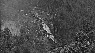日航機墜落現場を写した私の忘れられない記憶