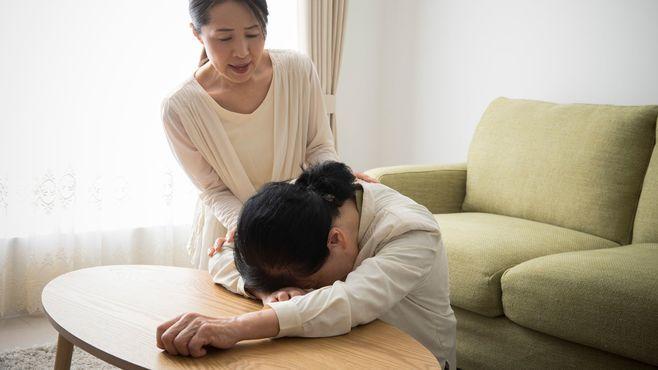介護に疲れ67歳の母を絞殺した41歳娘の告白