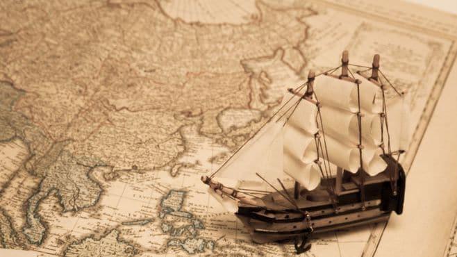 グローバル化は「1493年」から始まっていた