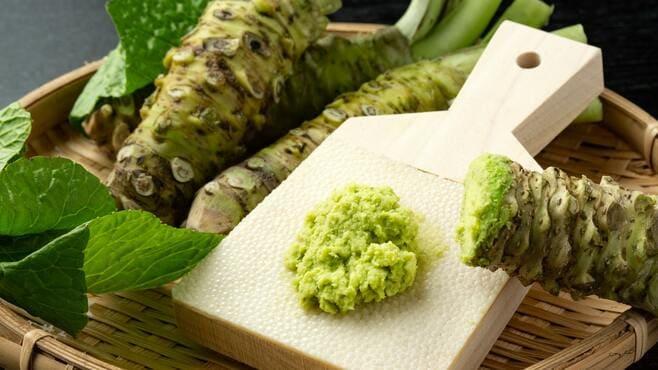 日本に「ワサビ食文化」が定着した納得の理由