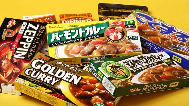 初公開!売れ筋「カレールー」トップ100商品