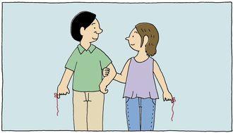 「バツイチ同士」の再婚はこんなにも明るい!