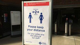 「満員電車は死ぬぞ」コロナでロンドン市長訴え