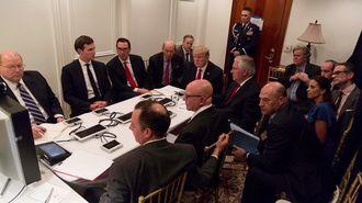 「ホワイトハウスの暗闘」で生き残るのは誰か