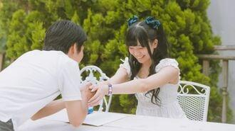 アイドルに「嫌われる握手」「好かれる握手」の差