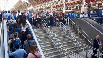 ロンドンに学ぶ誰もが安全に使える公共交通