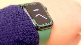 「Apple Watch 7」を使ってわかった進化ポイント