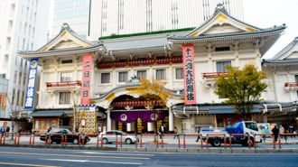 Transcreating Tokyo – Kabuki, Then and Now, Part 2