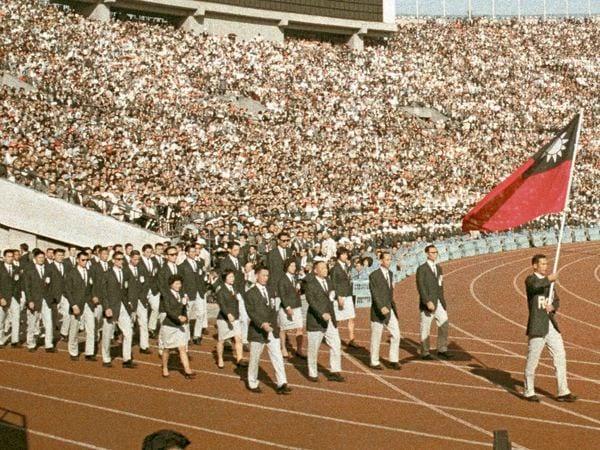 東京 オリンピック 入場 行進