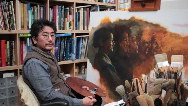 49歳、「絶滅動物の復元画」を究める男の稼業