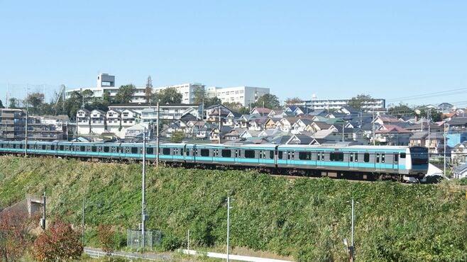 「京浜東北・根岸線」家賃相場が安い駅トップ20