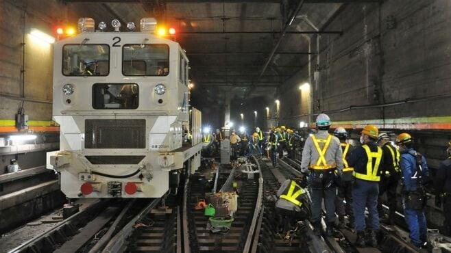 終電繰り上げ「10分でも助かる」鉄道現場の叫び