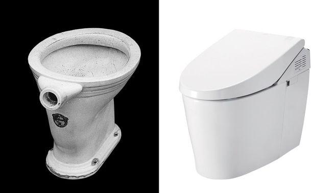「TOTOトイレ開発100年」が日本人を変えた!