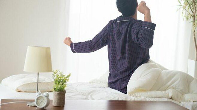 朝型生活の男性が「5カ月で15キロ減」成功の訳