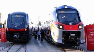 日立vsアルストム「イタリア電車対決」の軍配