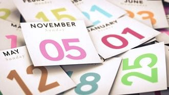 かつて1年が354日だったのを知っていますか
