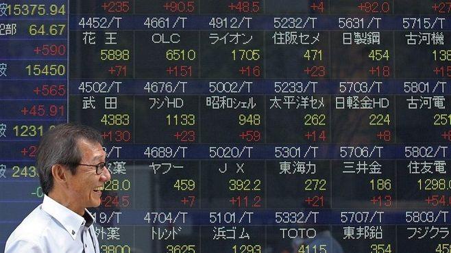 日本株の上昇は1万6389円を上回れば本物だ