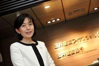 """メガバンクで奮闘!""""均等法女子""""の生き方"""