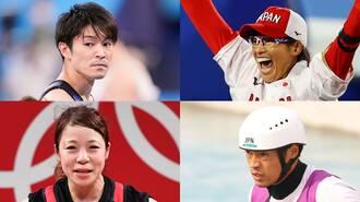 「東京五輪レジェンド4人」メダルよりも凄い名言