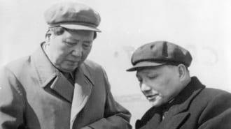 習近平は鄧小平を否定し毛沢東に走っている