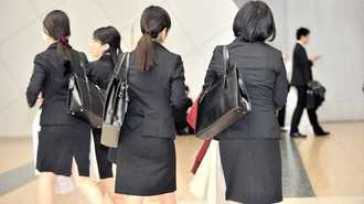 女子学生「就職人気」トップ100社ランキング