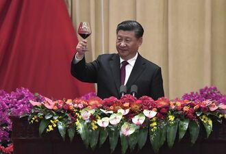 中国の習国家主席、米国と同盟国を痛切に批判