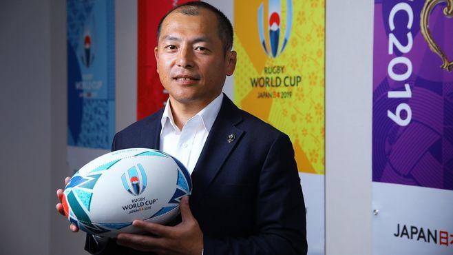 元日本代表・廣瀬が語る「ラグビーW杯」の期待