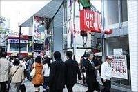 ファーストリテイリングが新宿西口にユニクロ大型店開店、銀座店も増床へ