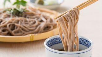 日本人に多い「腸を汚す蕎麦の食べ方」、残念4大NG