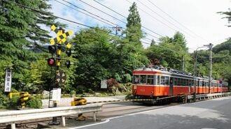 箱根駅伝の名脇役、登山電車が育てた地「強羅」