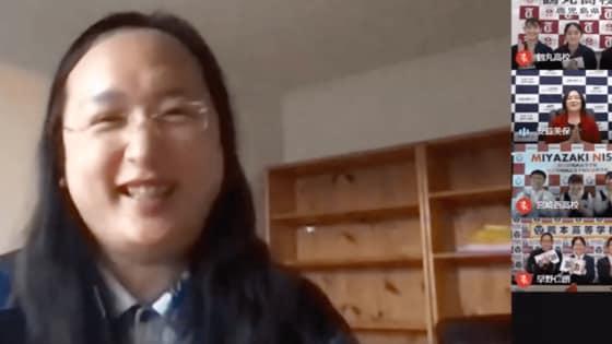 超天才「台湾IT大臣」高校生の疑問にどう回答?