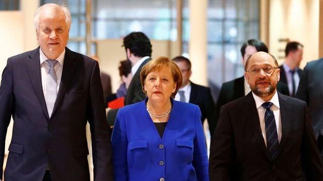 ドイツ、「敗者の大連立」では亀裂修復できず