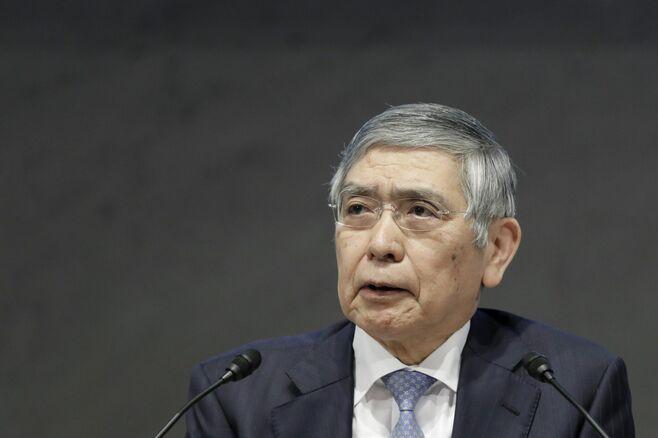黒田総裁任期満了までに物価目標2%達成困難