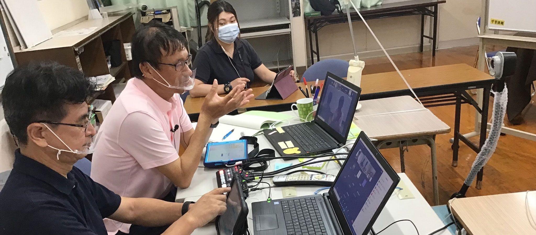 熊本市「不登校生のオンライン学習支援」の中身